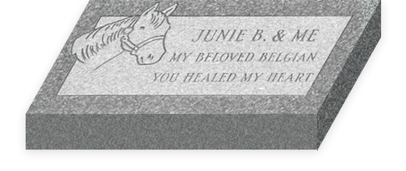 Create a Custom Cemetery Marker - Templates for Pets